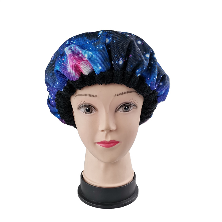 Flax seed gel  Conditioning Cap Cordless Reusable Hair Cap Hair Salon Home Use Deep Conditioning Heat Pads Hot Therapy