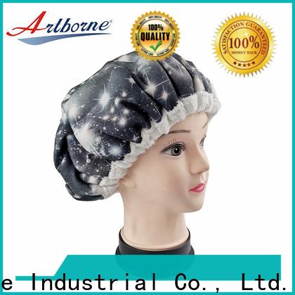 Artborne wholesale heated gel cap manufacturers for shower