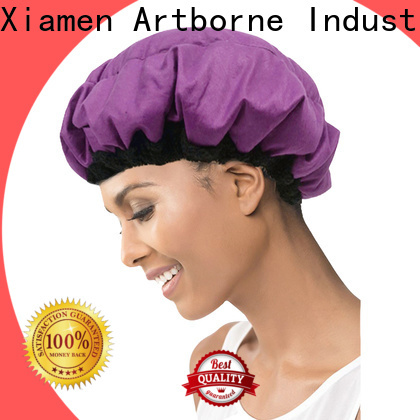 New electric hair cap heated company for women