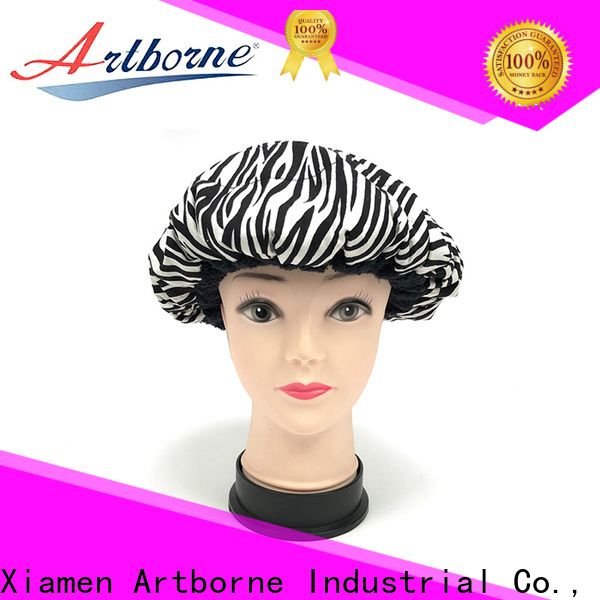 top shower cap hair wash cordless factory for women