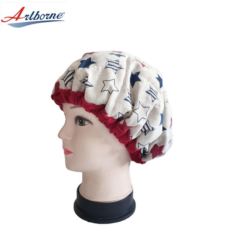 Cordless Deep Conditioning Heat Cap - Treatment Steam Cap,Thermal Therapy Heat Cap, Hair Steamer, Hair Care Cap