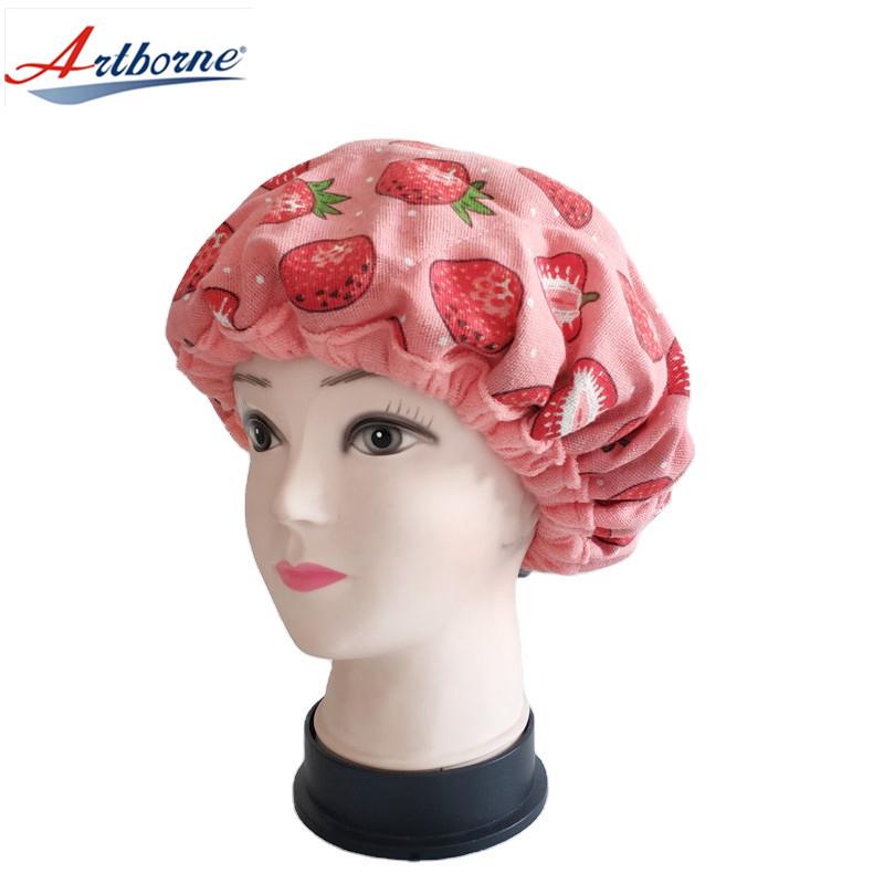 Cordless Deep Conditioning Heat Cap Hair Care Hair Spa Caps Cold Heating Hair Cap Treatment Steamer Hair Care Cap Heated Cap