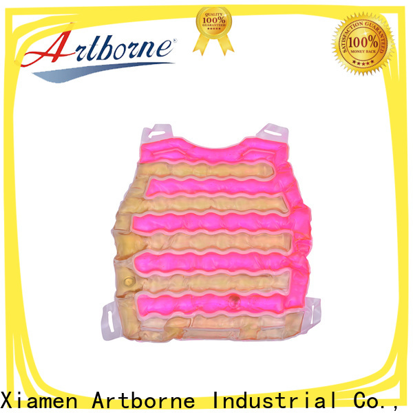 Artborne occupational heating pad on boil manufacturers for body