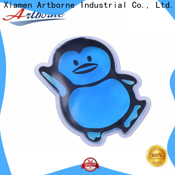 Artborne cooling fan ice pack business factory for pain