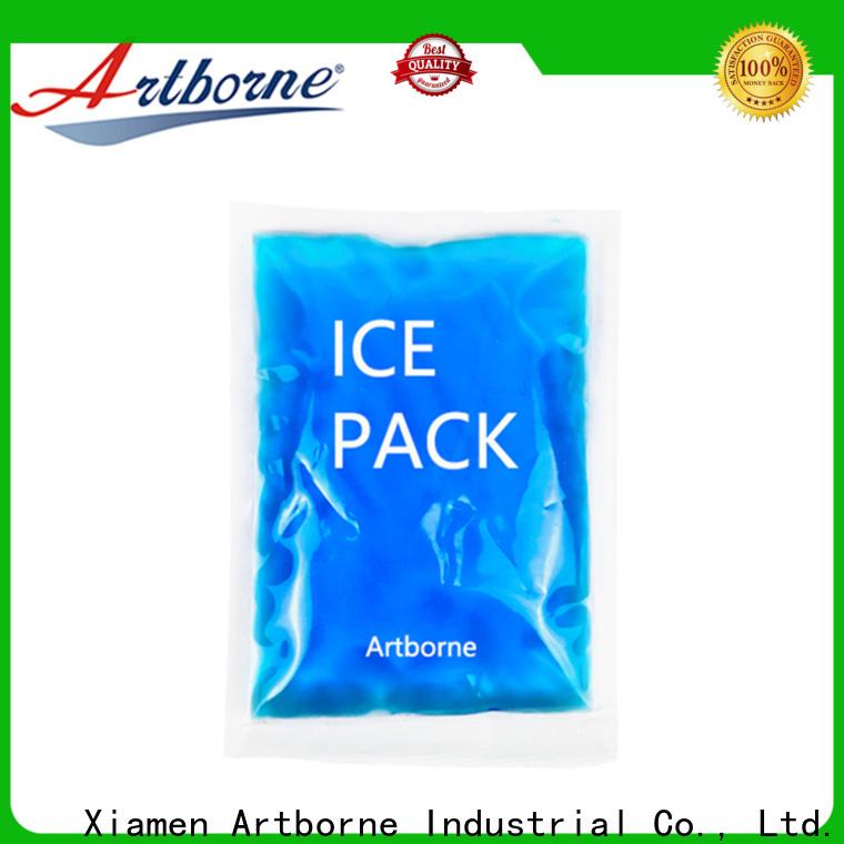 Artborne ski ice wraps suppliers for knee