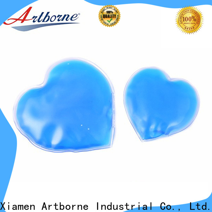 Artborne wholesale dog ice vest factory for therapy