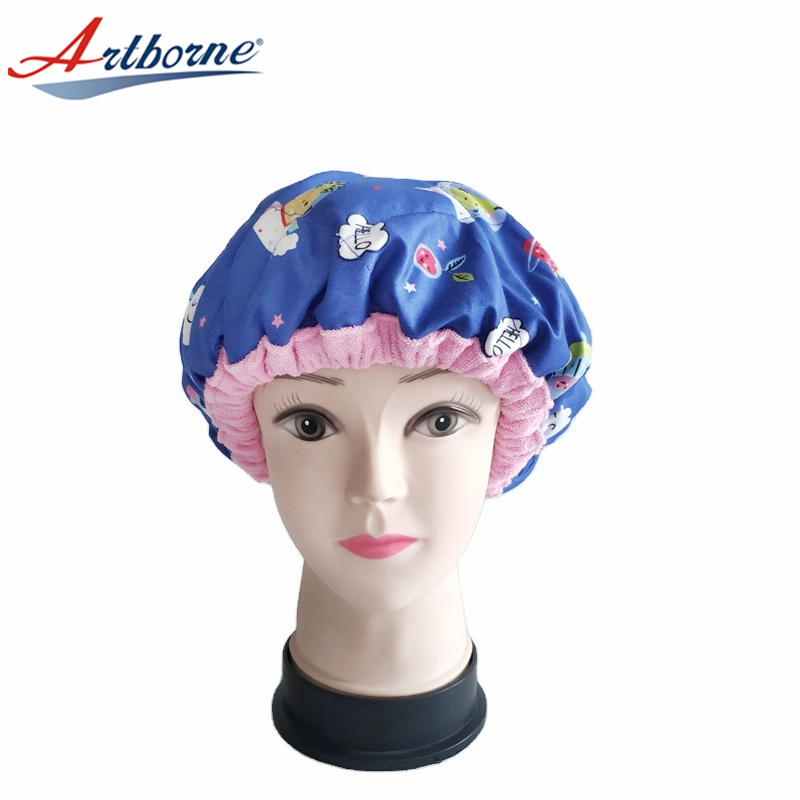 Flaxseed gel Clay Bead Conditioning Cap Cordless Reusable Hair Cap Hair Salon Home Use Deep Conditioning Heat Pads Hot Therapy
