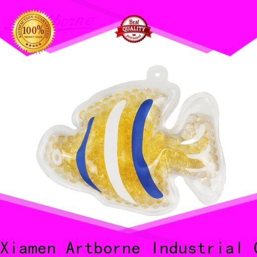 Artborne bead ice pack substitute suppliers for kids