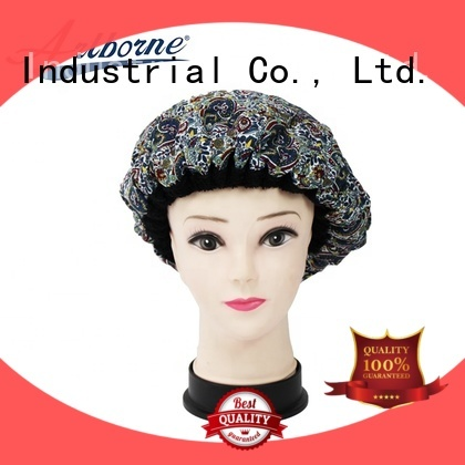 Artborne high-quality best shower cap for deep conditioning for business for lady