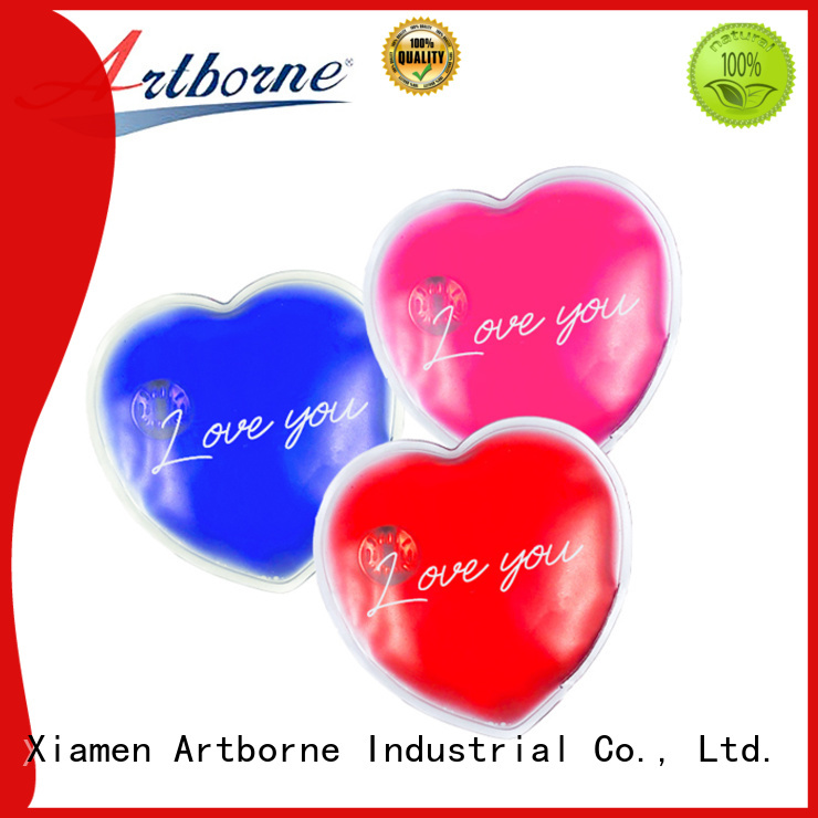 Artborne wholesale microwave gel pack company for kids