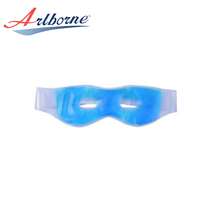 Wholesale Sleeping Hot Cold Therapy Eye Mask for Health Care HCP37