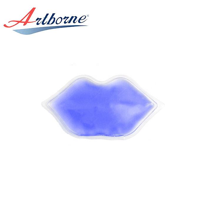 AntiWrinklesLipShapeGelIceMaskHeatColdPack HCP151
