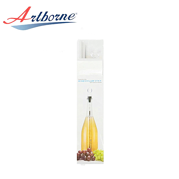 Artborne go champagne bottle cooler bag factory for wine-2