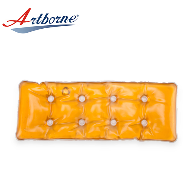Rehabilitation Therapy Supplies Properties and Reusable Compress lower Back Gel Hot Cold Pack/Therapy heat equipment body care
