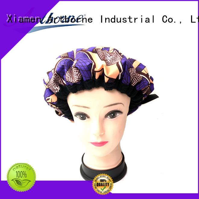 Artborne heat deep conditioning cap supply for women