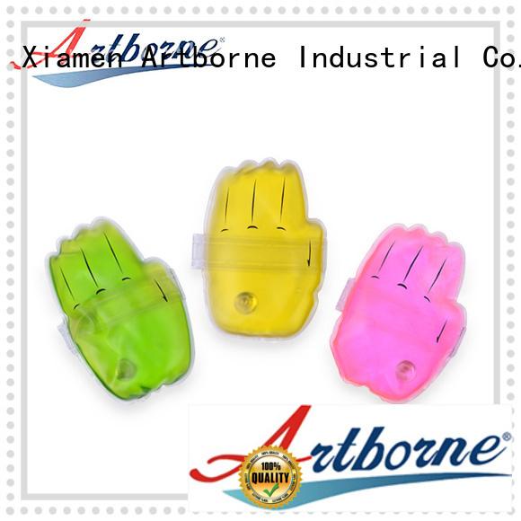 Artborne latest magic gel heat pad supply for gloves